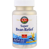 KAL, Super Bean Relief, Vanilla Dream, 90 Micro Tablets