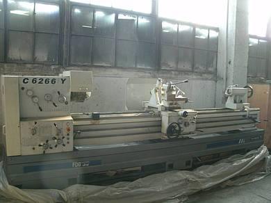 Токарный станок FDB Maschinen Turner 660x3000