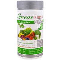 Greens First, PRO Phytonutrient Antioxidant Superfood, 180 Capsules