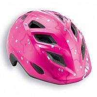 Шлем MET Elfo pink little stars