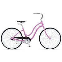 "Велосипед женский Giant Simple Single W розовый 26"""