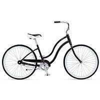 """Велосипед женский Giant Simple Single W черный 26"""""""