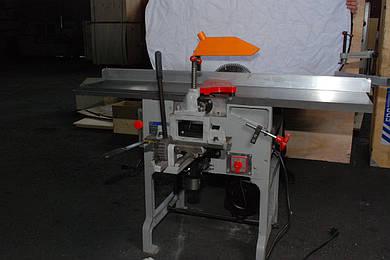 Комбинированный деревообрабатывающий станок FDB Maschinen MLQ300КВ