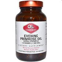 Olympian Labs Inc., Evening Primrose Oil, Extra Strength, 60 Softgels
