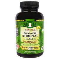 Emerald Laboratories, CoEnzymated, Здоровье надпочечников, комплекс с коэнзимами, 60 вегетарианских капсул