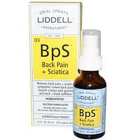 Liddell, Средство от болей в спине пояснице, оральный спрей, 1 жидкая унция (30 мл)