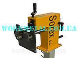 Оборудование для производства прямоугольных воздуховодов Sorex, фото 2