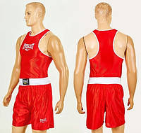 Форма для бокса детская EVERLAST KIDS EV-6337-R красный