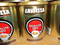 LAVAZZA Qualita Oro 100% арабика, 250 г жест. банка, фото 1