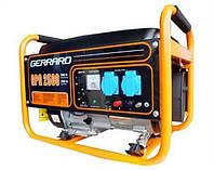 Бензогенератор GERRARD GPG2500 - мощность макс. 2.2 кВт, бак 15 л BPS