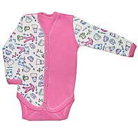 Детское боди (Розовый, одежда)