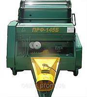 Пресс-подборщик рулонный безременной ПРФ-145. Преспідбирач рулонний безремінний ПРФ-145.