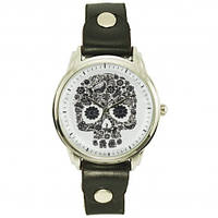 Часы наручные дизайнерские Череп