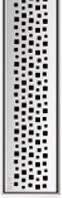 Решетка Пиксель ACO ShowerDrain E-Line 700 мм, фото 1