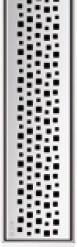 Решетка Пиксель ACO ShowerDrain E-Line 1000 мм