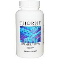 Thorne Research, Формула SF722, 250 гелевых капсул