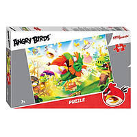 Паззлы Step Puzzle Angry Birds, 560 деталей 97043 ТМ: STEP puzzle