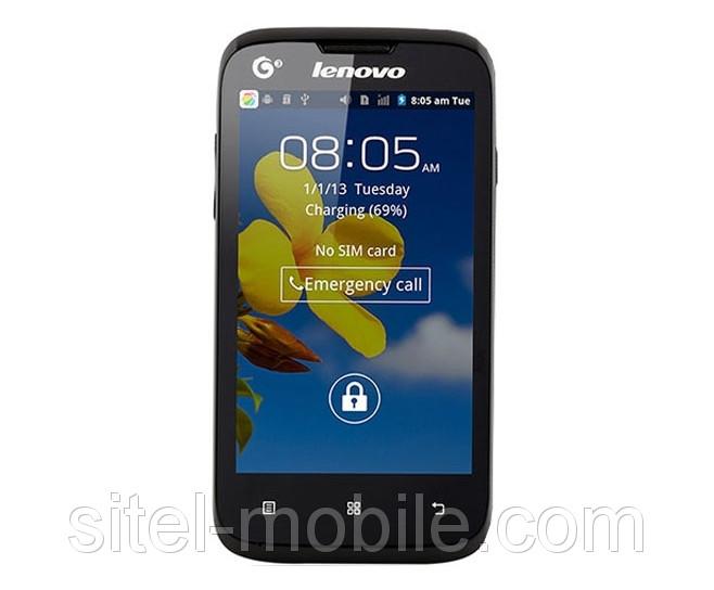 Lenovo IdeaPhone A300T SC8810 4.0 Черный - Sitel-Mobile в Харькове