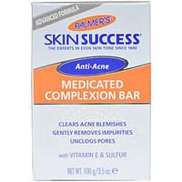 Palmers, Лечебное мыло от угревой сыпи Skin Success, 100 г
