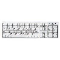 Клавиатура SVEN 303 Standard USB, white