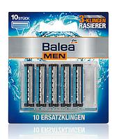 Balea MEN Сменные лезвия для станка 3-лезвия 10 шт