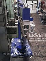 Фальцеосадочный станок с электроприводом
