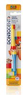 Dontodent Сменные головки для детской зубной щетки на батарейке 2 шт.