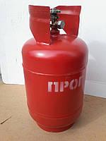 Балон газовий 18л, р. Севастополь з вентилем СБ-2