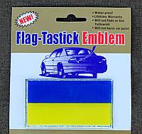 Прапор-наклейка на авто, фото 1