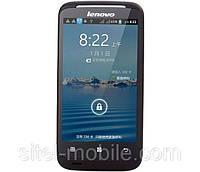 Lenovo IdeaPhone A308T MT6572 4.0 Черный, фото 1