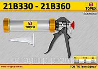 Пистолет для герметиков 300мл.,  TOPEX  21B330, фото 1