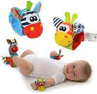 Нарукавники детские с погремушками Sozzy OE-3988 Цвет Многоцветный