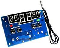 Термостат MirAks TT-4018 Цвет Синий