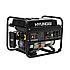 Генератор бензиновый Hyundai HHY 2500F (2,5 кВт), фото 2