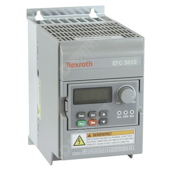 Частотный преобразователь EFC 5610, 0.4 кВт, 1ф/220В R912005739
