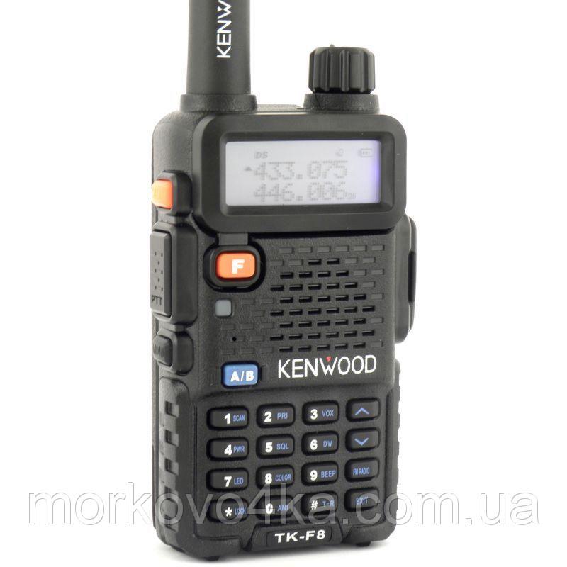 Рация Kenwood TK-F8, Кенвуд ТК-Ф8