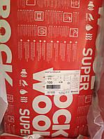 Базальтовый утеплитель Rockwool Superrock 100 мм