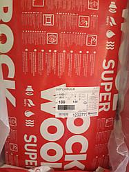 Утеплитель Rockwool Superrock 100 мм
