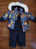 Комбинезон и куртка зимние, фото 1