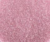 Декоративный песок(мелкий). Цвет - розовый, 30 грамм.№13, фото 2