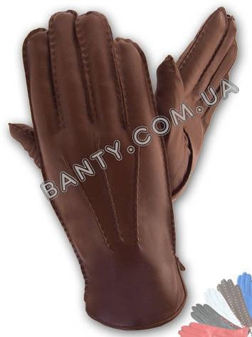 Перчатки мужские на подкладке модель 120, фото 2