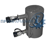 Домкрат гидравлический 50 тонн, ход штока 100 мм (двухходовой)