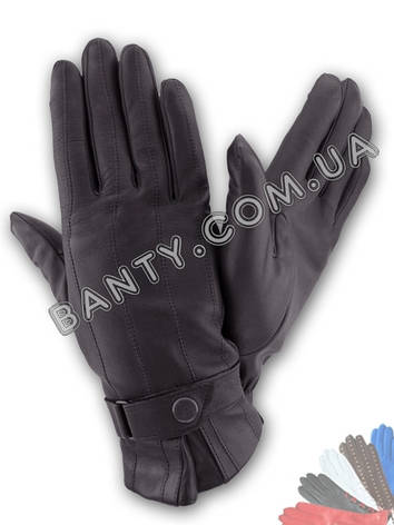 Перчатки мужские на подкладке модель 123 , фото 2