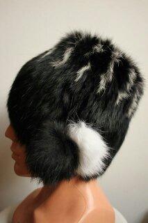 Меховая шапка для женщин высокого качества