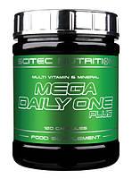 Mega Daily One Plus Scitec Nutrition, 120 капсул