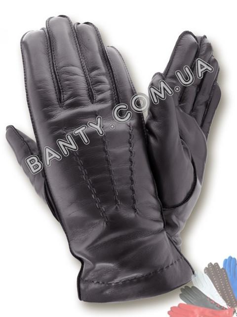Перчатки мужские на подкладке модель 125