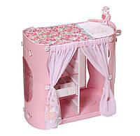 Пеленальный центр Baby Annabell 2 в 1 Заботливая мама Свет, звук Zapf