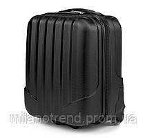 WITTCHEN чемодан туристический Черный 25л Модель Wizzair