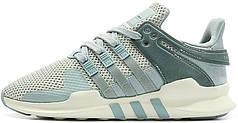 Женские кроссовки Adidas Equipment Support ADV W Tactile Green