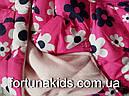 Безрукавки на девочек на флисе  TAURUS 4-12 лет, фото 4